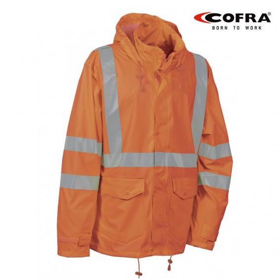 Dežna jakna COFRA MERIDA V450-01 EN20471