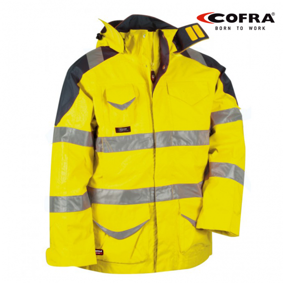 Bunda COFRA PROTECTION V024-00 EN343 EN471