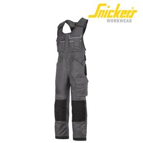 Kombi hlače SNICKERS DURATWILL 0312-7404 temno siva/črna