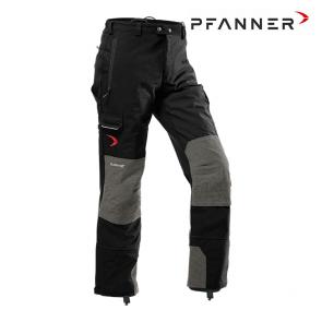 Delovne hlače PFANNER Outdoor GLADIATOR - črne