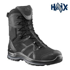 Delovna obutev HAIX art. ATHLETIC 2.0 T high black sidezipper