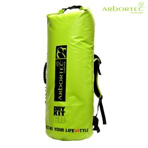 Torba TUBE nahrbtnik 60L DryKit VIPER lime