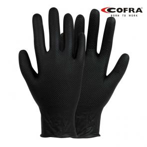 Zaščitne rokavice COFRA GRABLIGHT black G503