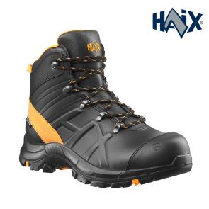 Zaščitna obutev HAIX art. BLACK EAGLE SAFETY 54 MID S3 black/orange