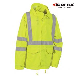 Dežna jakna COFRA MERIDA V450-00 EN20471