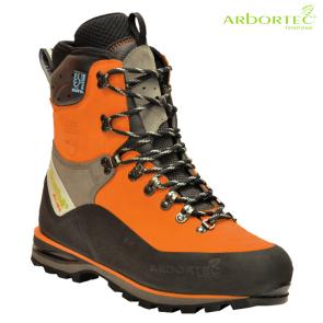 Zaščitna gozdarska obutev ARBORTEC SCAFELL LITE ORANGE art. AT33500