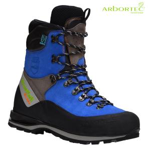 Zaščitna gozdarska obutev ARBORTEC SCAFELL LITE BLUE art. AT33300