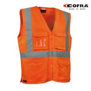 Telovnik multipocket COFRA SEKI V295-01