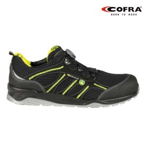 Zaščitna obutev COFRA  STACK BOA S1P ESD SRC